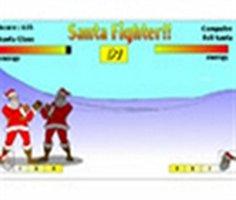 Santa Fighter 2000